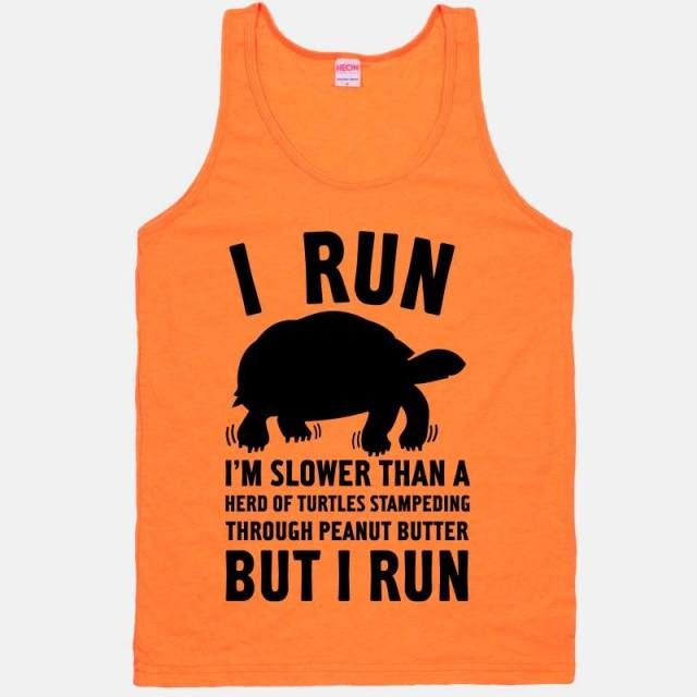 rUN LIKE TURTLE