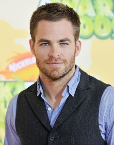Chris Pine - Mickel